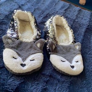 cute slippers ;)